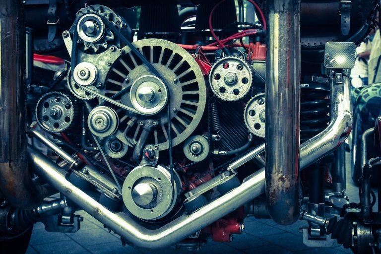 Oryginalny sterownik silnika