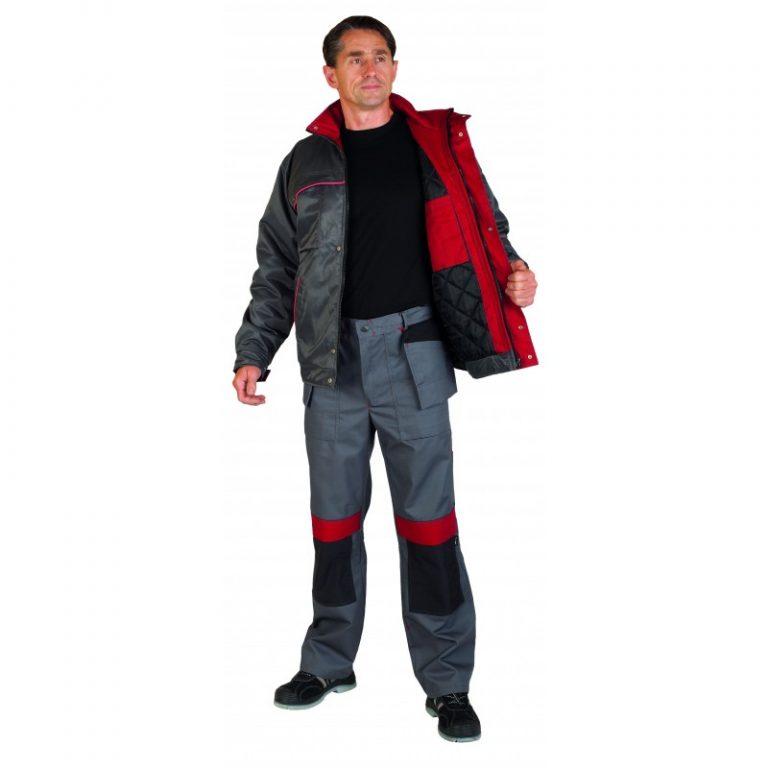 Dlaczego pracownicy budowlani zawsze noszą spodnie ochronne?